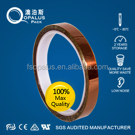 Industrial Silicone Polyimide Film Tape For 3D Printer