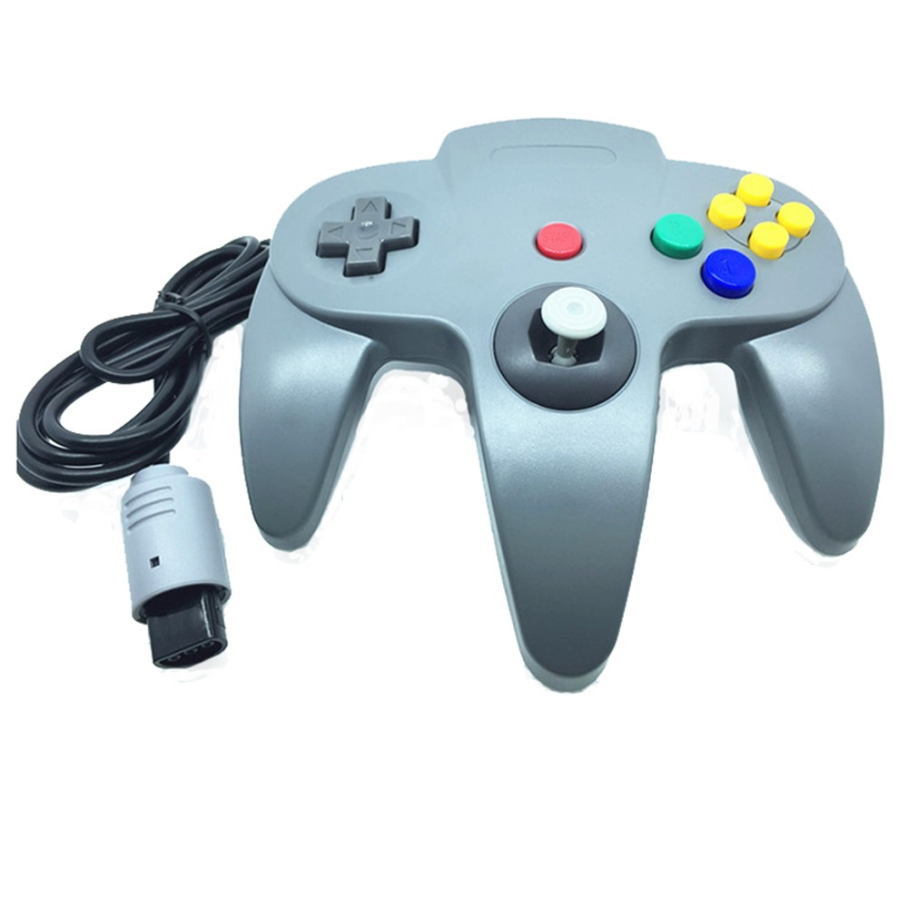 For Nintendo 64 Controller - Original Grey