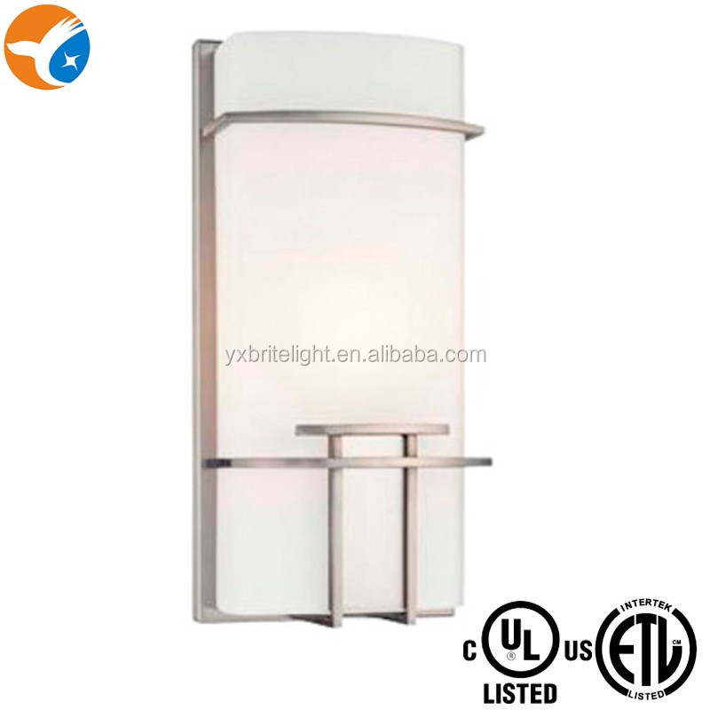 Glass Hotel Wall Lamp 13W UL Certificate Wall Sconce