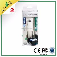 Q46.C ADJUSTABLE SUPER IONIZER air purifier hepa filter air purifier china ozonizer 2c