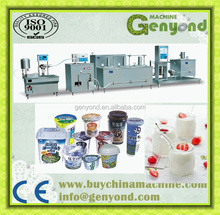 milk&yogurt production line