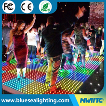 8x8 pixel Led digital DMX interactive night club dance floor