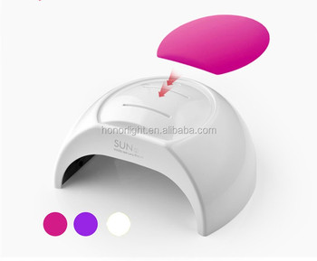 Manufacture cheap price nail supplies 48w uv nail led lamp sensor