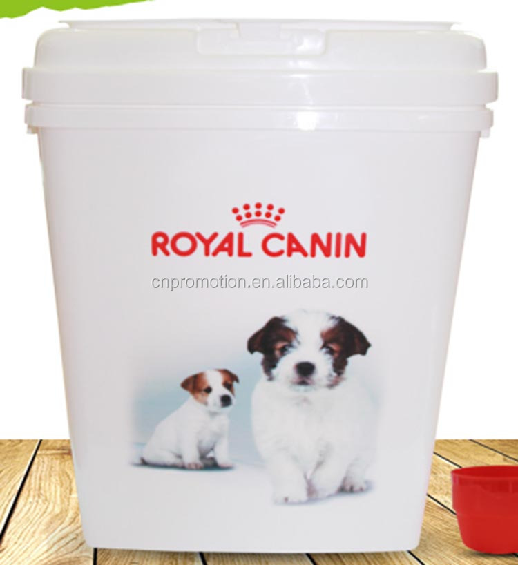 40L Pet Or Bird/dog/cat airtight pet food container - Container Airtight Feed