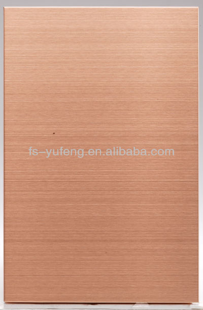 Antique Copper/Brass Stainless Steel Sheet