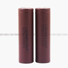 NEW lgdahb41865 LG 18650 HB4 1500mah 3.7v 30A high drain battery cell lg 18650 chocolate battery