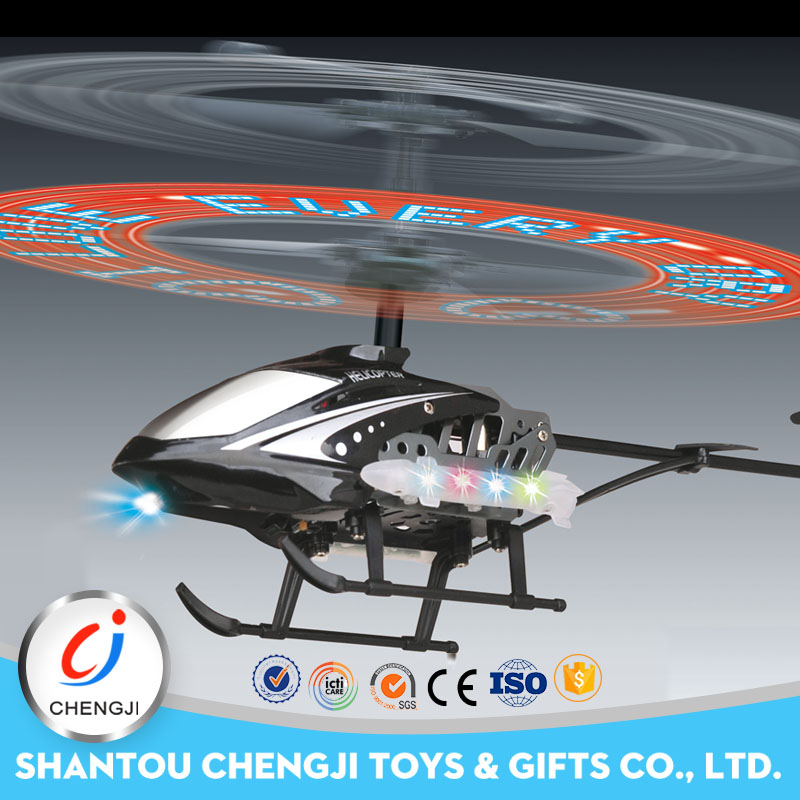 2016 high quality plastic 3.5 channel remote control helicopter for sale