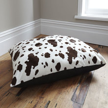 100% Polyester Large Luxury Dog Pet Bed with Non-Woven Back