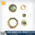 free logo screw sealing type drum flang and bung for 208L drum