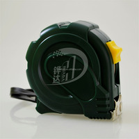 green high quality measure tape,tape measure