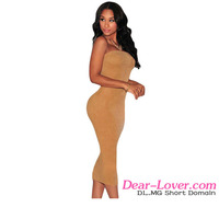 Competitive Price Quality Brown Strapless georgette mother of the bride dresses