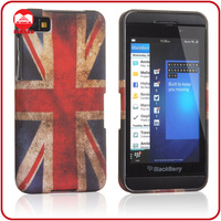 Retro UK Union Jack National Flag Design Soft Silicone TPU Case for z10