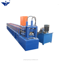 Ridge cap steel strip stud and track profiles making machines roll forming machine