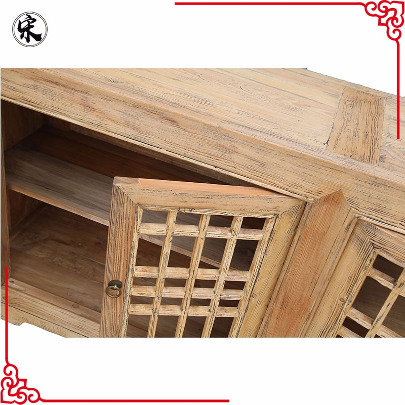 Chinese Antique Natural Wood Furniture For Stores Use