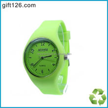 2014 China Manufacturer Directly Sale Fashion Silicone Watch
