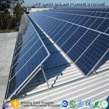 1kw solar power plant off grid with battery for wholesales