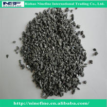 carbon additive/calcined anthracite coal with 4% ash