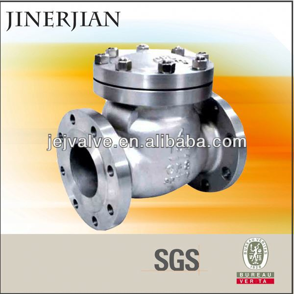 electro pneumatic check valve discharge water valve