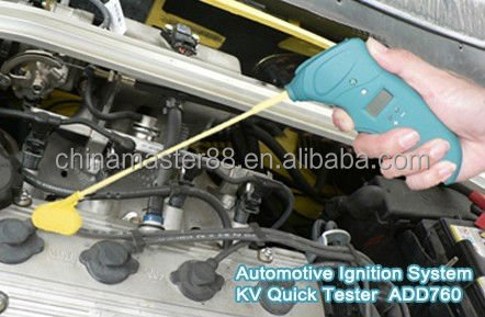 Quick Shipment Auto Ignition System KV Quick Tester ADD760