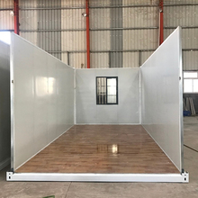 China Mobile Prefab Flat Pack Container House
