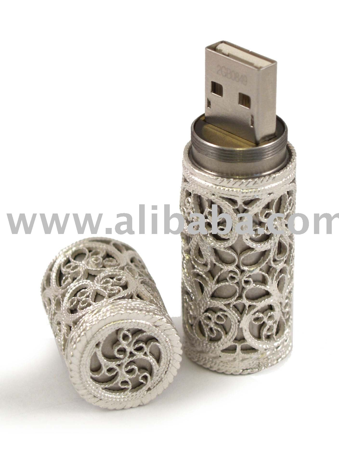Exclusive Hand Made USB Drive
