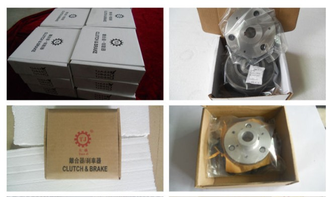 24V electromagnetic clutch electric clutch