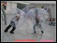 inflatable human balloon / inflatable body ball