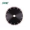 Sang hot press sintered segmented diamond saw blade for stone