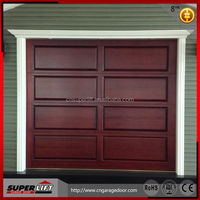 Aluminum Electric Roller shutter garage door