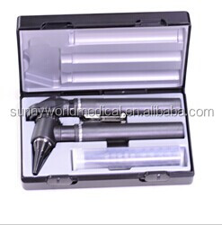 SW-OT10 Medical otoscope and ophthalmoscope set
