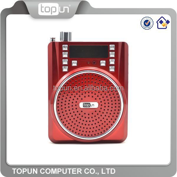 Hot Selling Multimedia Loudspeaker with Radio Function