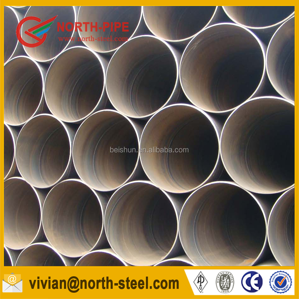 Third party inspected jis g3444 stk400 steel pipe