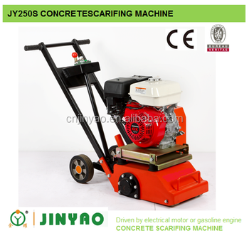 JY250S concrete scarifying machine