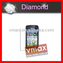 LCD diamond screen protector for nokia c5-03