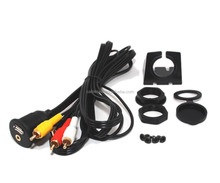 Car Motorcycle Dashboard Flush Mount Cable