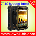 7 Inch 4G Lte Android Rugged Tablet PC 7000mAh Big Battery Alps S933L