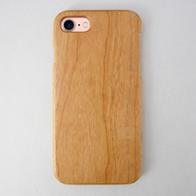 Pure wood phone case real wood phone shell complicity wood phone for iPhone7 7plus