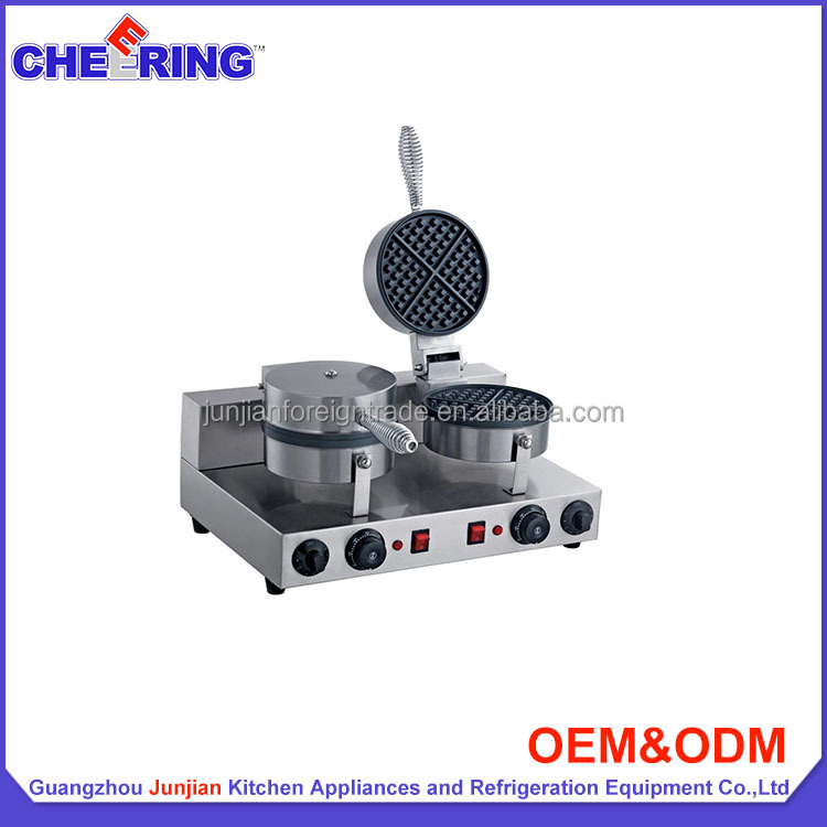CHEERING guangzhou manufacturer kitchen appliances electric egg waffle maker with factory prices