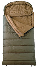"Celsius Regular -18 Degree C / 0 Degree F Flannel Lined Sleeping Bag (80""x 33"")"