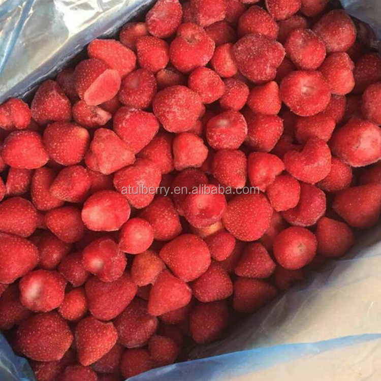 Hot sale fresh man-made fruit strawberry from China
