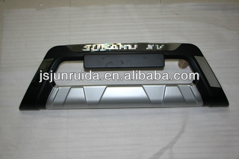 front skid plate for subaru xv2012