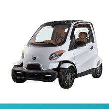 4 wheel 2 seat LHD left hand drive cheap chinese EEC electric automobile electric Car