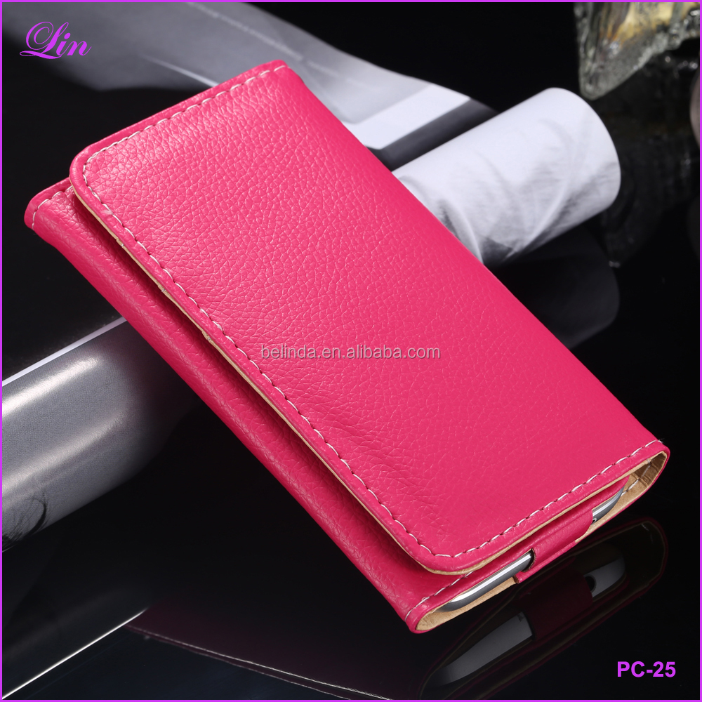 Free Shipping by DHL/FEDEX/SF Case For iPhone 6 6s 5s SE Samsung S3 S5 S6 S7 Universal 5.1 Leather Wallet Purse