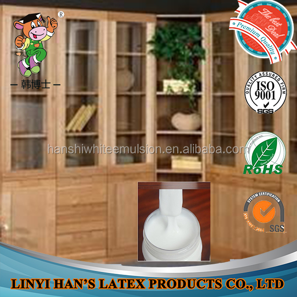 High viscosity Pva white liquid glue white woodfix wood glue