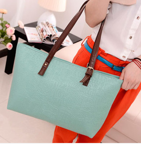 Fashion trend for you simple design shoulder bags alibaba express pretty girls handbags