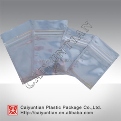 custom printing resealable ziplock plastic fishing lure packaging