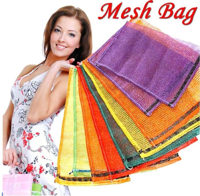 PP Mesh bags for Vegetable & Fruits