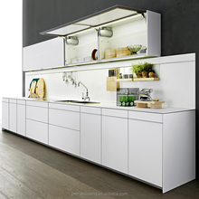 Kitchen cabinet simple design, new model kitchen cabinet, fiber kitchen cabinet