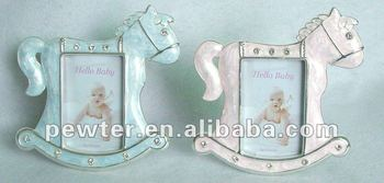 Funny Horse Shaped Photo Frame For Baby