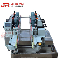 Small Glass Straight Line Pencial Edge Double Edger glass processing machine